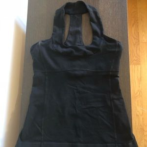 Lulu lemon scoop neck tank size 6